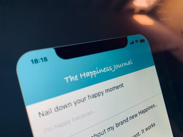 How to create a Happiness Journal app in Creo using SQLite
